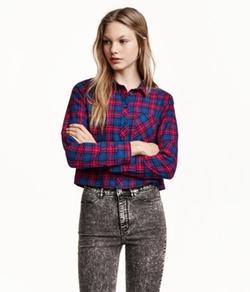 H&M - Short Shirt