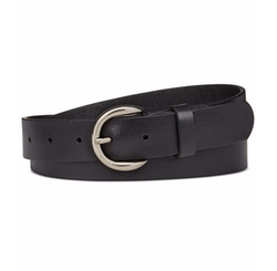 INC International Concepts  - Riveted Leather Pants Belt