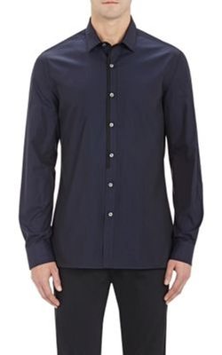 Lanvin  - Contrast Trimmed Dress Shirt