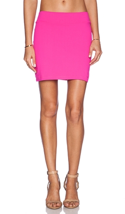 Susana Monaco - Slim Mini Skirt