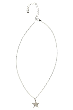 Boohoo - Megan Star Pendant Necklace