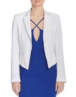 Guess - Notched Lapel Blazer