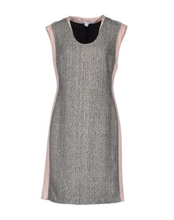 Diane Von Furstenberg - Round Collar Short Dress