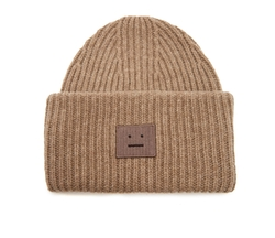 Acne Studios - Pansy Wool Beanie Hat