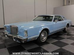 Lincoln  - 1978 Continental Coupe