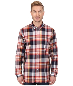 Lacoste - Plaid Woven Shirt