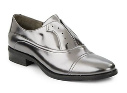 Kenneth Cole  - Ciao Ciao Metallic Oxford Shoes