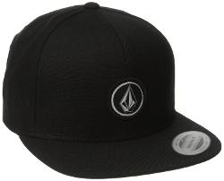 Volcom - Quarter Twill Snapback Cap