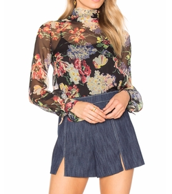 Haute Hippie - Ladies And Gents Blouse