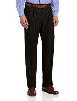 Ascott Browne  - Expander Pleat Front Pant