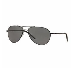 Oliver Peoples  - Benedict Metal Aviator Sunglasses