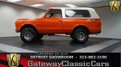 GMC  - 1972 Jimmy SUV