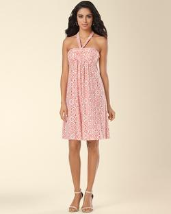 Soma - Front Halter Dress Chateau Tile