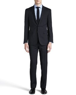 Ralph Lauren Black Label	  - Wool Two-Piece Suit