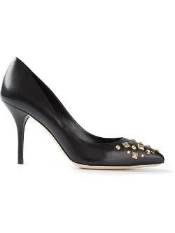Dolce & Gabbana - studded pump