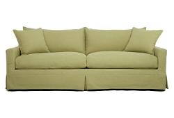 One Kings Lane - Kubo Slipcovered Sofa