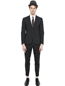 Dsquared2 - Paris Stretch Wool Suit