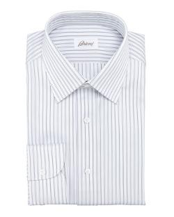 Brioni - Striped Dress Shirt