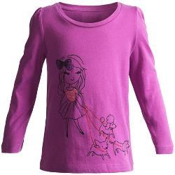 Embellished - T-Shirt - Long Sleeve