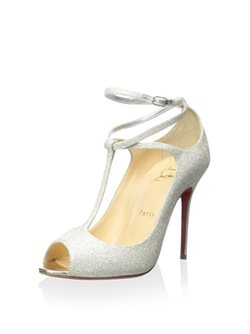 Christian Louboutin - Peep Toe Pump