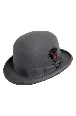 Scala - Classico Wool Felt Derby Hat