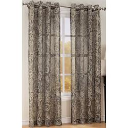 JCPenney - Samantha Grommet-Top Curtain Panel