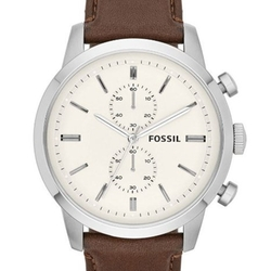 Fossil - Townsman Stainless Steel Watch