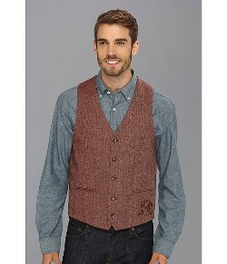 Moods of Norway  - Victor Herringbone Suit Vest