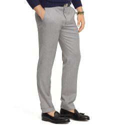 Ralph Lauren - Slim-Fit Wool Twill Trouser