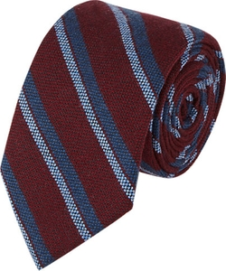 Barneys New York - Shadow-Stripe Jacquard Neck Tie