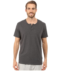 Lacoste  - Short Sleeve Henley Sleep Tee