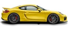 Porsche - Cayman GTS Coupe