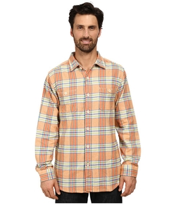 Tommy Bahama  - Flannel Time! Plaid Long Sleeve Shirt