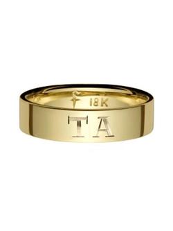 Finn - Simple Band Ring