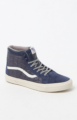 Vans - Sk8-Hi Quilted Panel Shoes