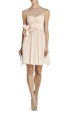BCBGMAXAZRIA - Phoebe Sleeveless A-line Dress