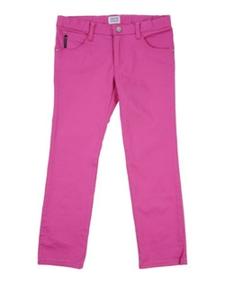 Armani Junior - Plain Weave Casual Pants
