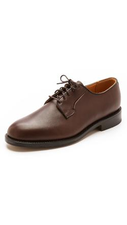 Mark McNairy New Amsterdam  - Wholecut Derby Shoes