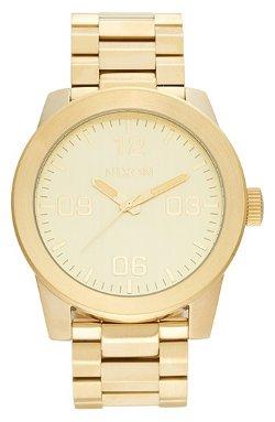 Nixon - The Corporal Bracelet Watch