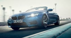 BMW - M6 Convertible Coupe