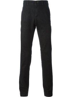 Etro  - Classic Straight Leg Chinos