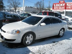 Chevrolet - 2007 Impala SS Sedan Car