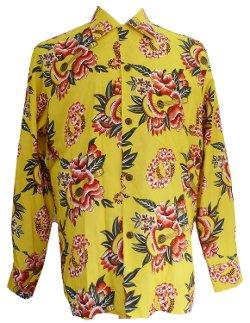 Pineapple Juice - Ukulele Lei Vintage Shirt