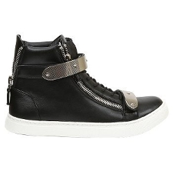 GBX - Steel Strap High Top Sneakers