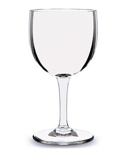 Baccarat Montaigne - Optic Wine Glass