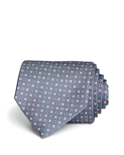 Salvatore Ferragamo - Gancini, Diamonds And Dots Classic Tie