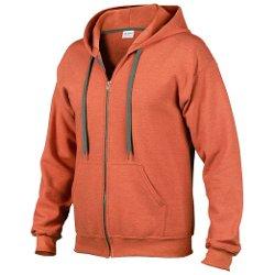 Gildan - Vintage Zip Hood