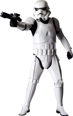 Costume Craze - Supreme Edition Stormtrooper Costume