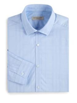 Burberry London  - Cotton Dress Shirt