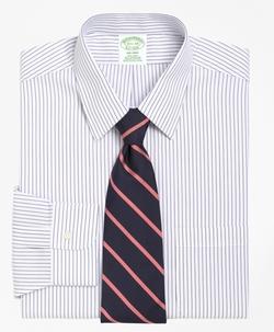 Brooks Brothers - Milano Fit Pencil Stripe Dress Shirt